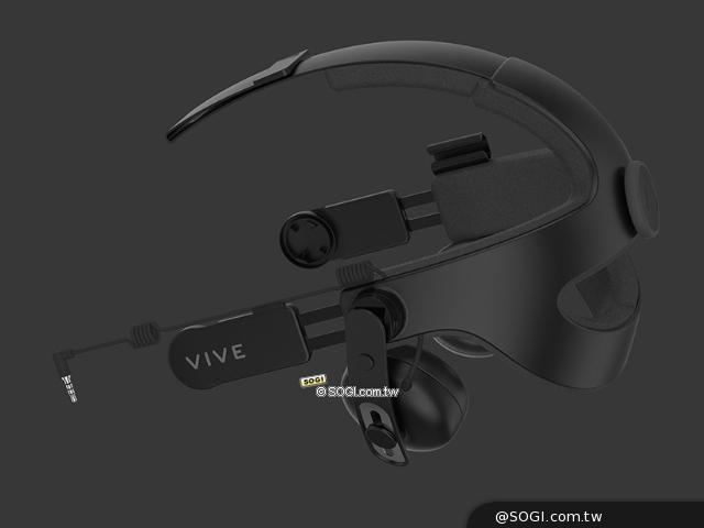 HTC Vive專屬耳機 6月6日全球上市