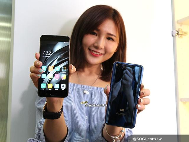 即將上市!小米6與小米Max2黑色 6/27台灣發表