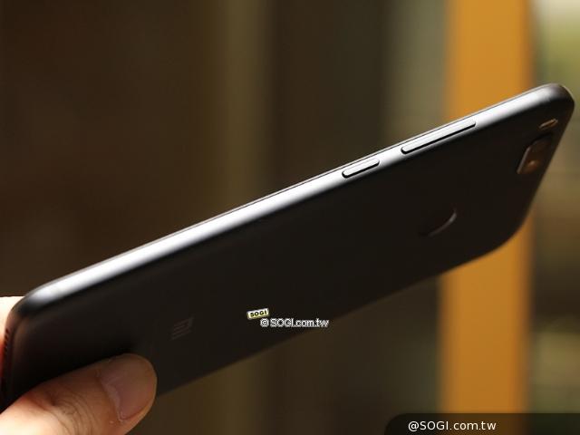 原生安卓小米A1 雙鏡頭規格手機開箱實測