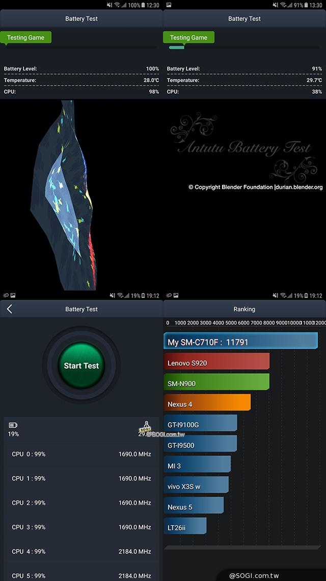三星中階規格雙眼美機 SAMSUNG J7+評測