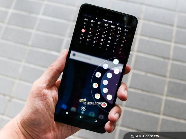 旗艦壓軸登場 HTC U11+極鏡黑開箱效能實測