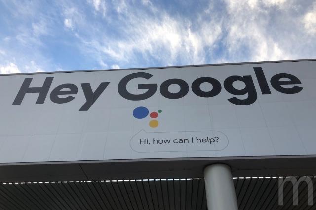 Hey, Google!Google展區攤位搶先看[CES 2018]
