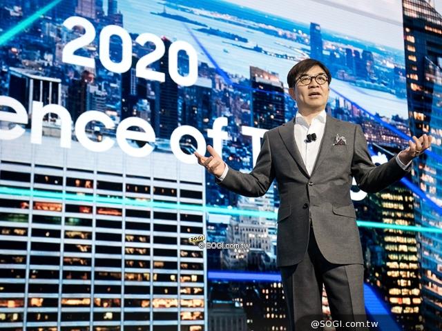 三星旗下產品2020年前全面搭載IoT技術[CES 2018]