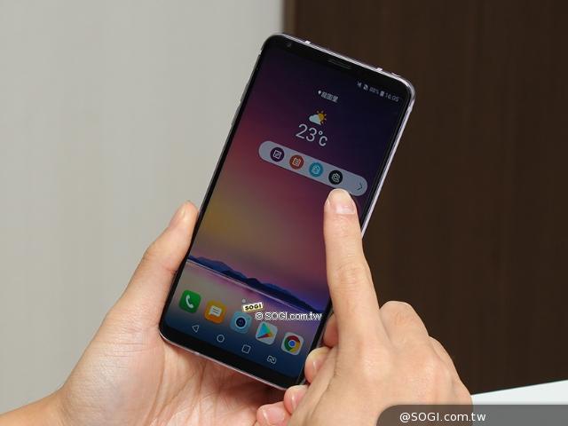 好看好聽好好拍!6吋全螢幕影音旗艦LG V30+開箱評測