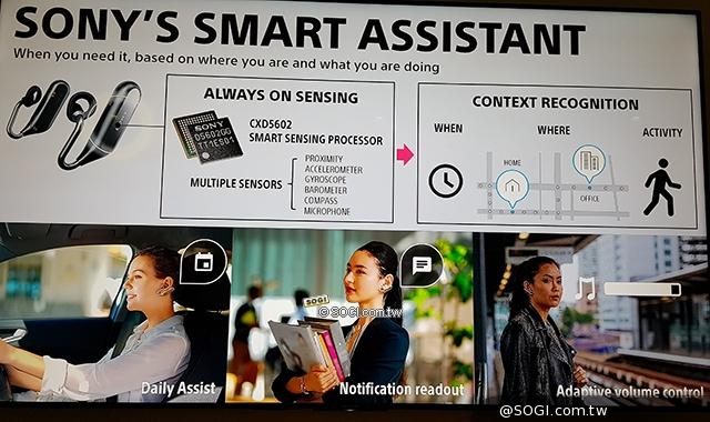 Sony Xperia Ear Duo智慧藍牙耳機5月台灣上市[MWC 2018]