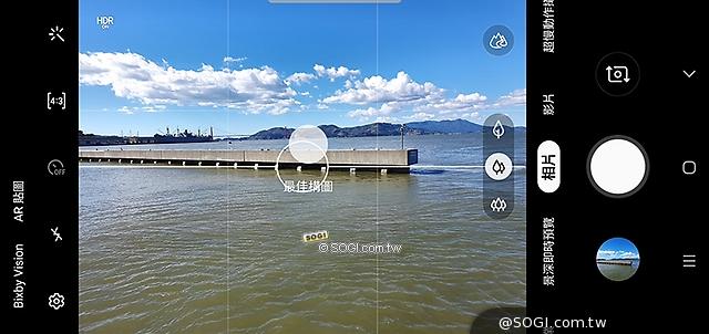 相机规格升级! SAMSUNG S10+旧金山随手测拍照