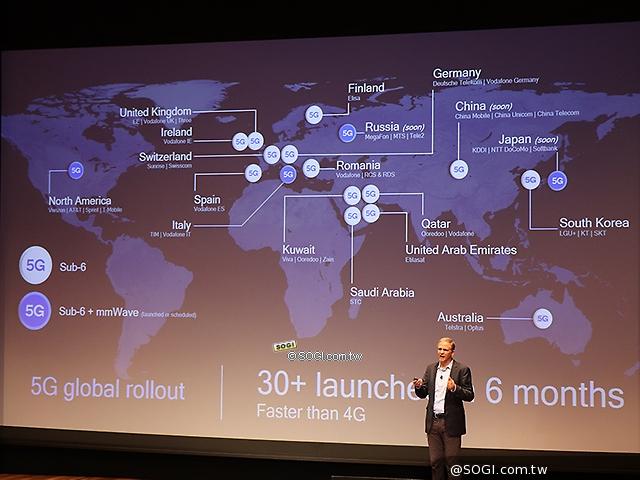 高通:5G网路技术发展速度快,6G不会太遥远