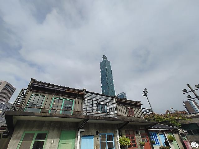 超廣角(四四南村)