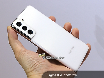 Samsung Galaxy S21 series mobile phones play S21 Ultra and support S Pen