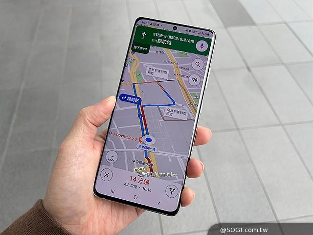 SmartThings Find App地圖導航