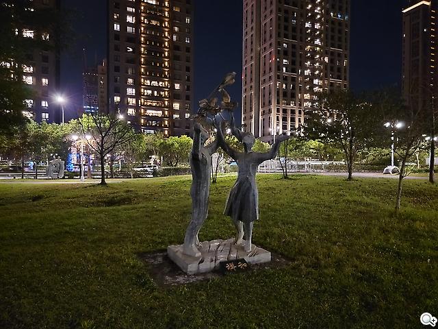 S21 Ultra公園