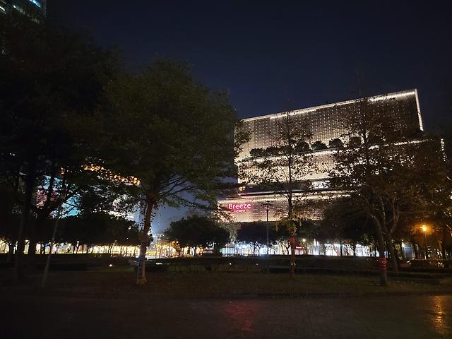 S21 Ultra夜景(關)