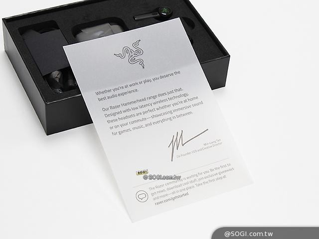 雷蛇CEO的信