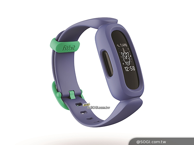 宇宙藍錶帶配太空綠錶扣
