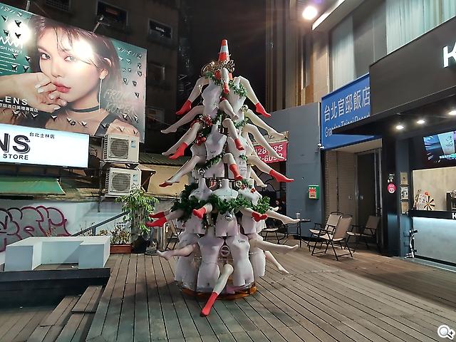 襪子聖誕樹