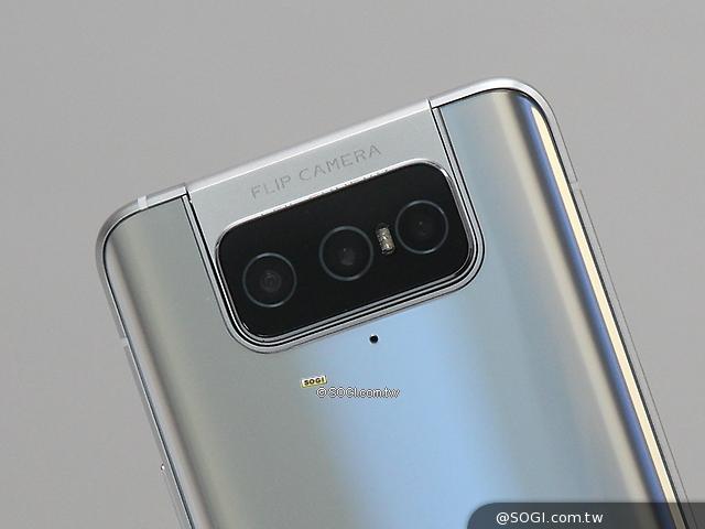 Zenfone 8 Flip 後鏡頭模式