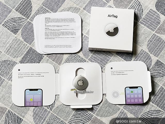 AirTag皮革鑰匙圈
