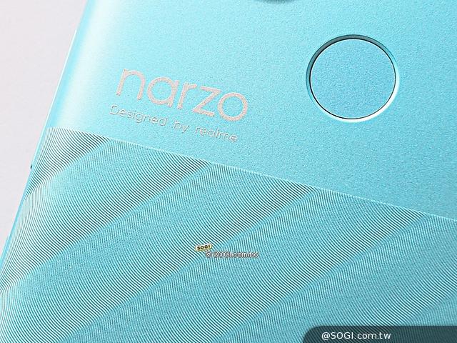 narzo 印字