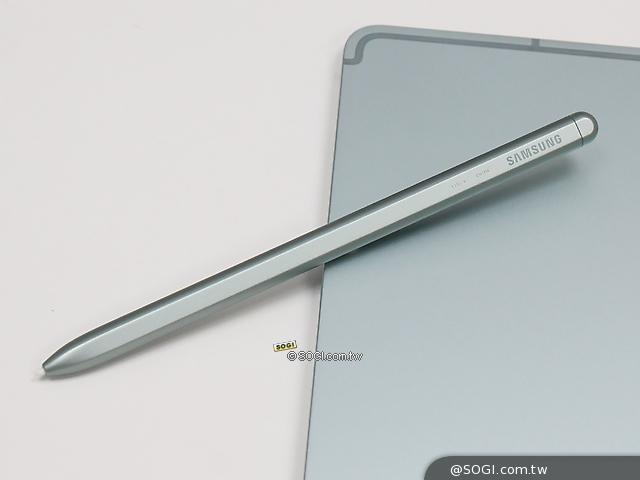 S Pen 背面