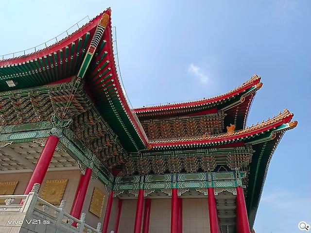 歌劇院屋簷