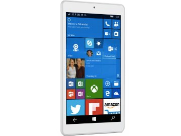 Alcatel OneTouch PIXI 3 (8) with Windows