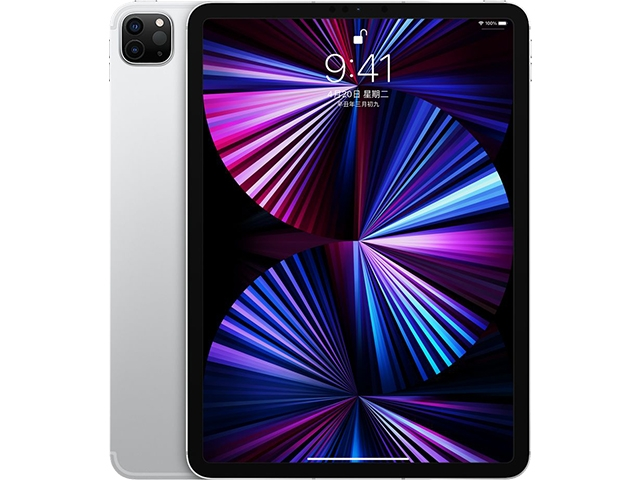 [預購] Apple iPad Pro 11 5G 256GB (2021)