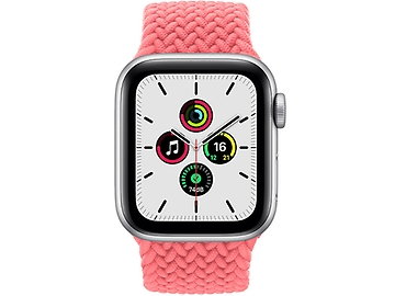 Apple Watch SE 鋁金屬(編織單圈) Wi-Fi 44mm