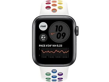 Apple Watch SE 鋁金屬 Nike LTE 44mm