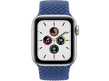 Apple Watch SE 鋁金屬(編織單圈) LTE 40mm