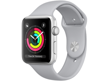 Apple Watch Series 3 Sport Stainless Steel 42mm