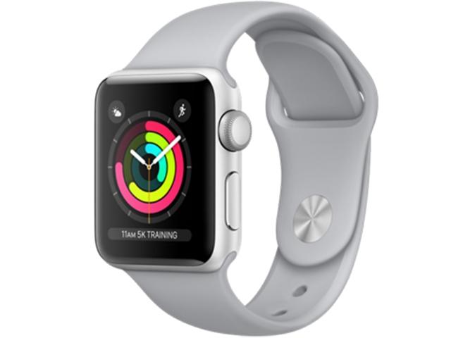Apple Watch Series 3 Sport Stainless Steel 38mm