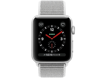 Apple Watch Series 3 GPS + LTE Sport Loop 38mm