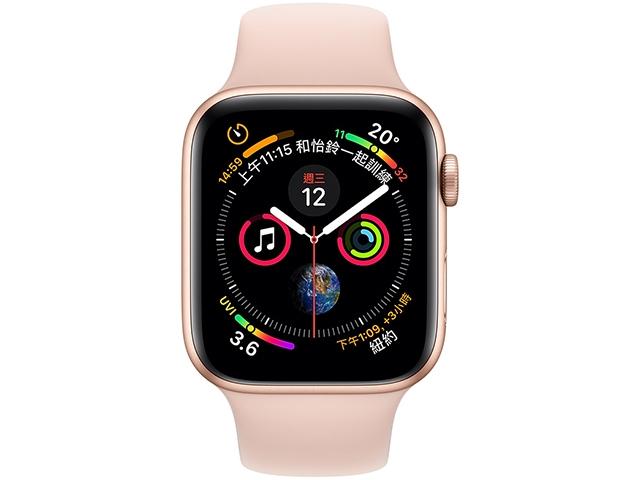 Apple Watch Series 4 Sport Aluminum Band GPS 40mm