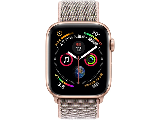 Apple Watch Series 4 Sport Loop GPS + LTE 44mm