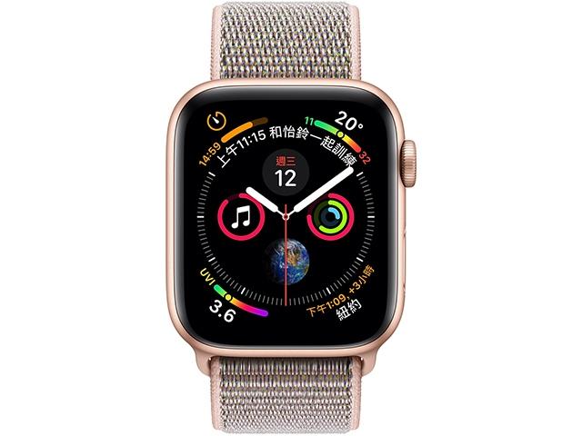Apple Watch Series 4 Sport Loop GPS + LTE 40mm