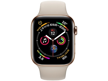 Apple Watch Series 4 Sport Stainless Steel GPS + LTE 40mm