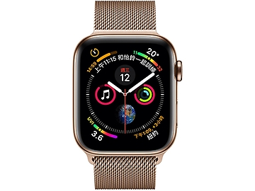Apple Watch Series 4 Milanese Loop GPS + LTE 44mm