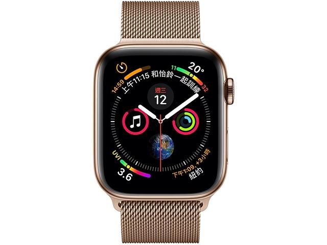 Apple Watch Series 4 Milanese Loop GPS + LTE 44mm