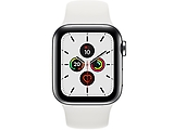 Apple Watch Series 5 Sport Stainless Steel GPS + LTE 40mm