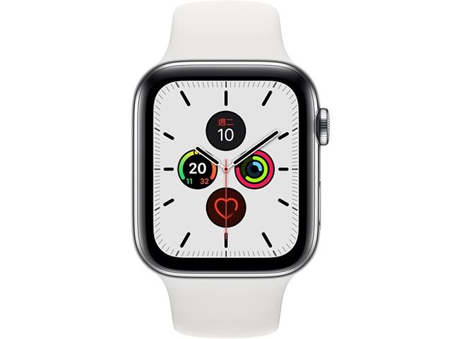 Apple Watch Series 5 Sport Stainless Steel 44mm