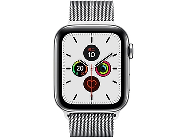 Apple Watch Series 5 Milanese Loop GPS + LTE 44mm