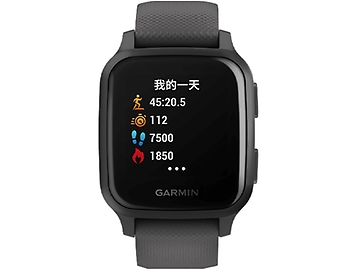 Garmin Venu Sq GPS 智慧腕錶
