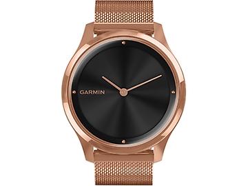 Garmin vivomove Luxe 米蘭錶帶