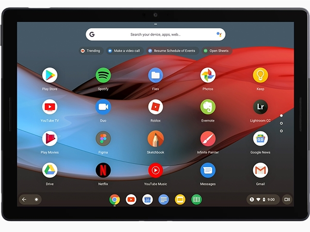 Google Pixel Slate(Celeron+32GB)