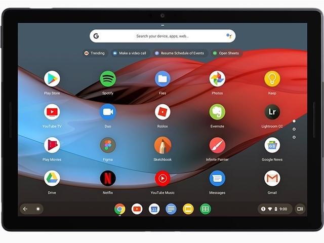 Google Pixel Slate(Celeron+64GB)