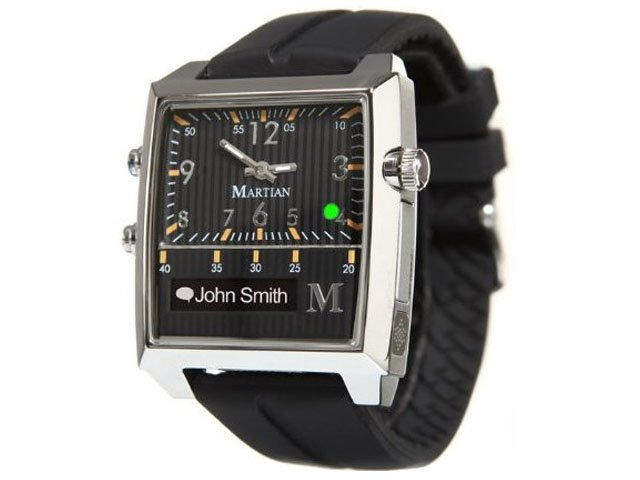 Martian Watch Passport Silicone Band