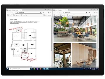 Microsoft Surface Pro 7+ 商務版 Wi-Fi