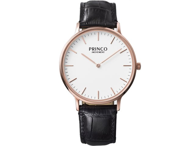 PRINCO Watch 玫瑰金 37mm