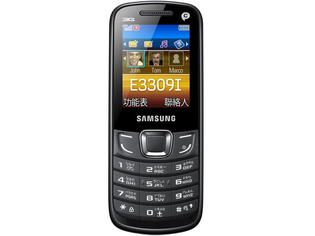 SAMSUNG E3309I