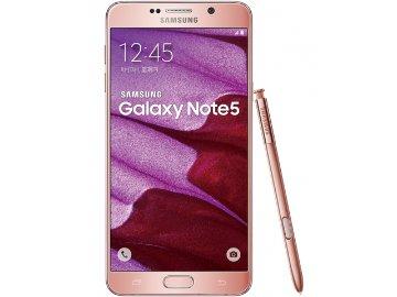 SAMSUNG GALAXY Note 5 32GB 瑰鉑粉